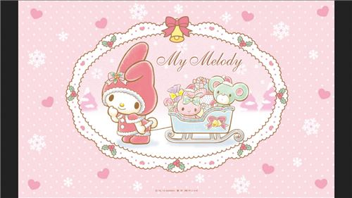 My Melody And Little Twin Stars Wallpapers For Free Modes