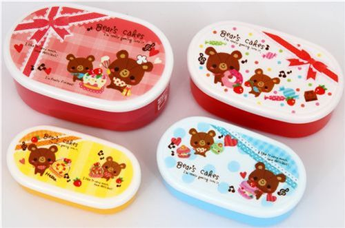 New Bento Boxes from Japan arrived 4