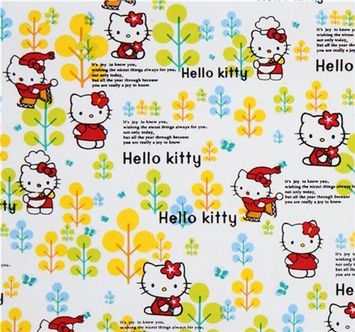 New Hello Kitty fabrics 1