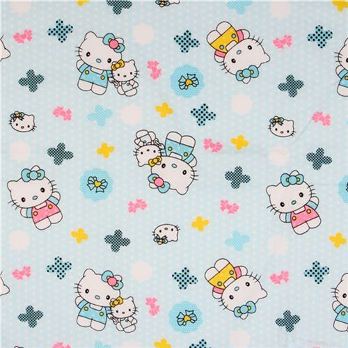 New Hello Kitty fabrics 5