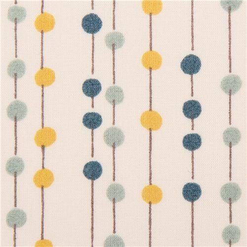 off-white Bobbers Sun poplin organic fabric birch USA