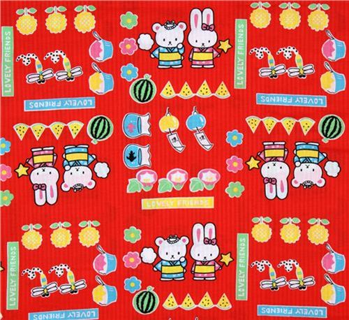 New kawaii fabrics in store 2