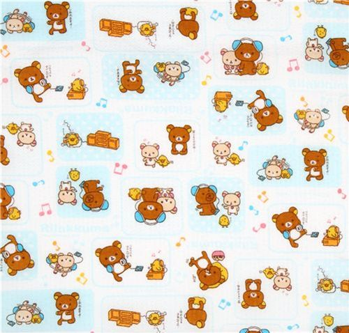 New kawaii fabrics in store 5