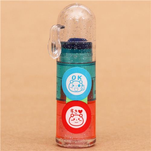 cute dogs stamp pen mini stamp set