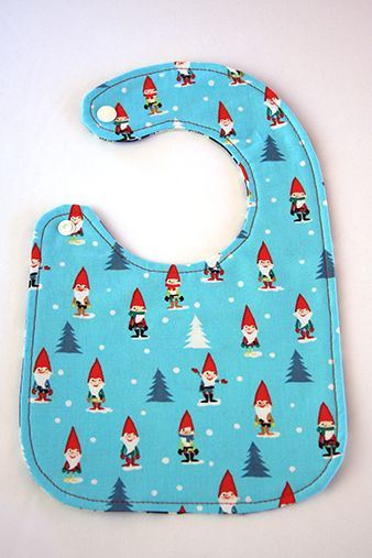 Cute Christmas baby bib on Pinterest