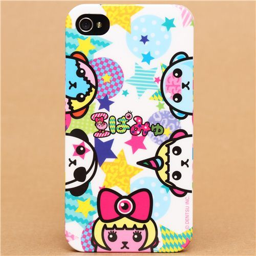 Mameshiba bean dot star iPhone 4S / 4  hardcover case
