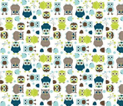 owls again!