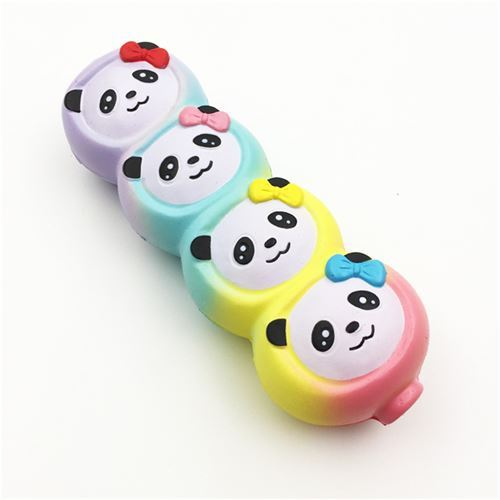 scented panda dango by Squishy Fun