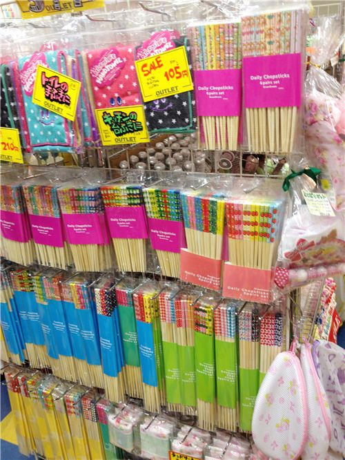 So many chopsticks, which ones to choose?