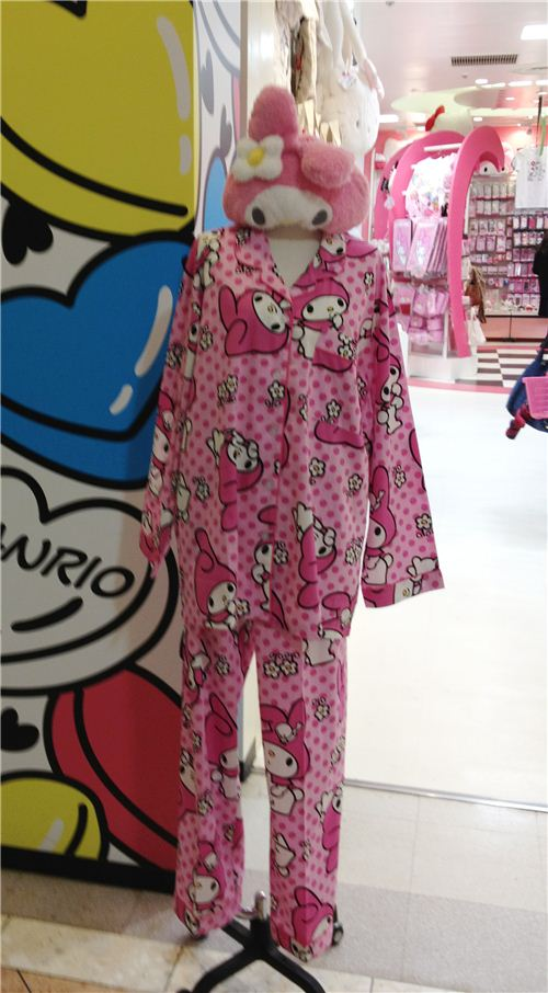 A very cute My Melody pyjama