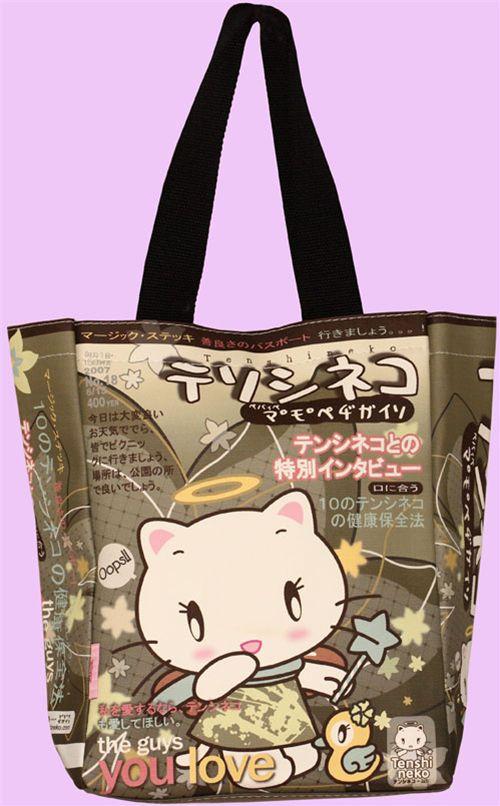 Tenshi Neko bags are back!!! 1