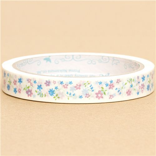 cute flower Sticky tape from Japan