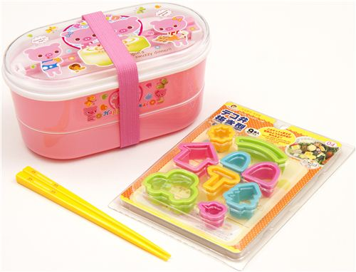 Win this super kawaii Bento set in our Facebook Giveaway