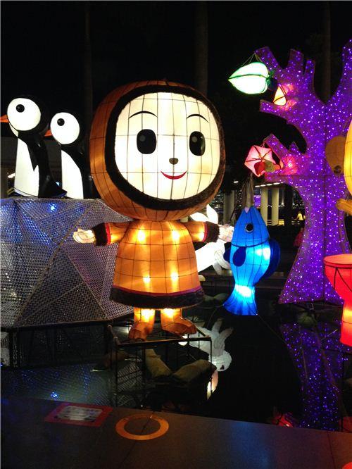Eskimo lantern
