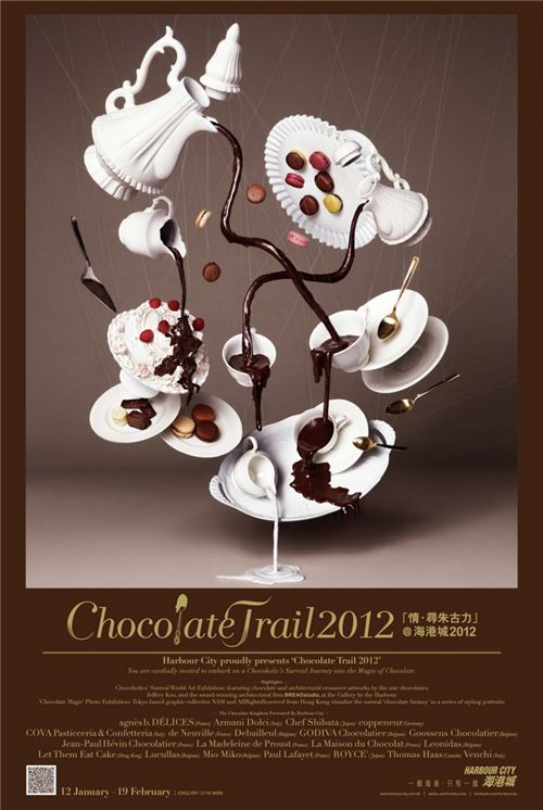 Goossens Design Bank.Yummy Chocolate And Macaroons At Hong Kong S Harbour City Modes Blog