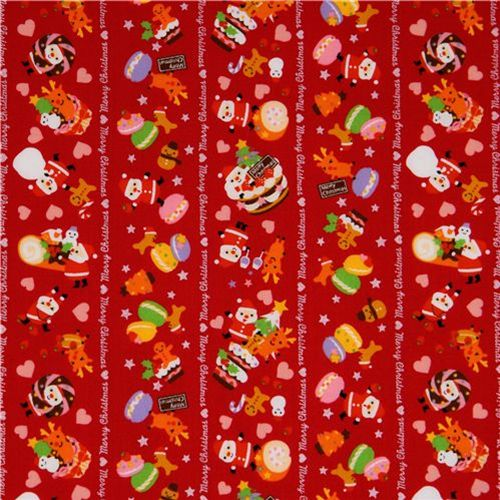 cute Christmas fabrics and Halloween fabrics 2010 4