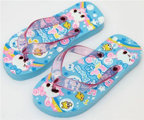 cute Flip Flops from Q-Lia Japan - modeS Blog 8c24bb8d80a9
