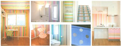 Mt Casa Washi Tapes For Walls And Furniture Modes Blog