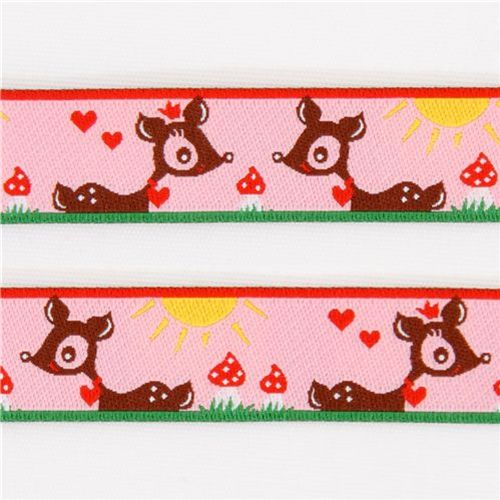 new cute woven ribbons and labels 2