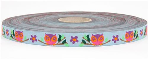 new cute woven ribbons and labels 4