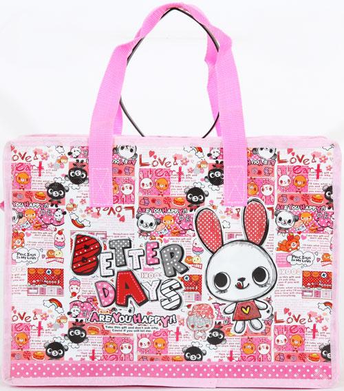 pinkfoot kawaii bunny bag
