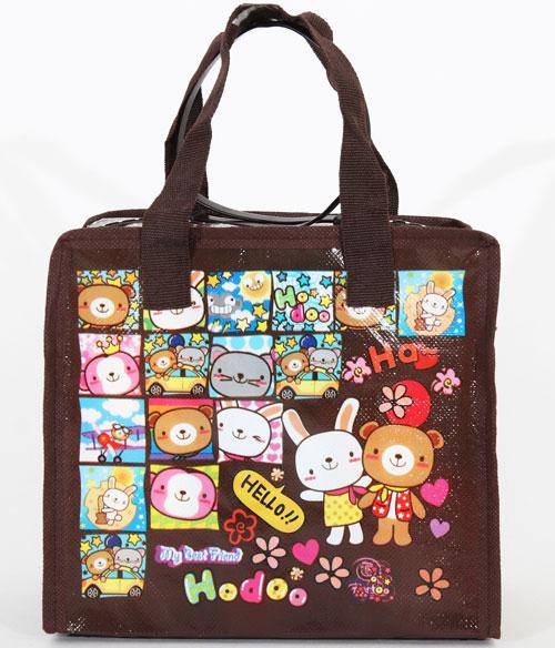 pinkfoot kawaii bunny bear bag