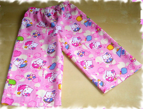 Hello Kitty Trousers