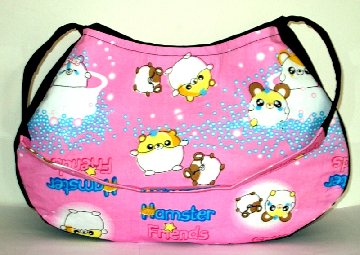 Hamster Friends Bag