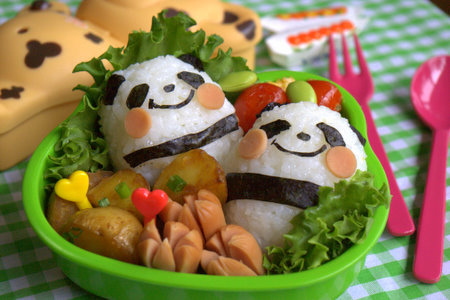Cute Kawaii Bento Boxes ModeS Blog